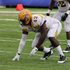 Benedict College Defensive End Brandon Beech